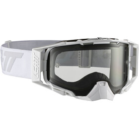 Leatt Velocity 6.5 Anti Fog Goggles, white/grey